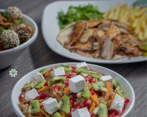 مطعم كرم كافيه بالرياض(السعر +المنيو +العنوان)