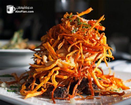 مطعم ملنزاني بالرياض(السعر +المنيو +العنوان)