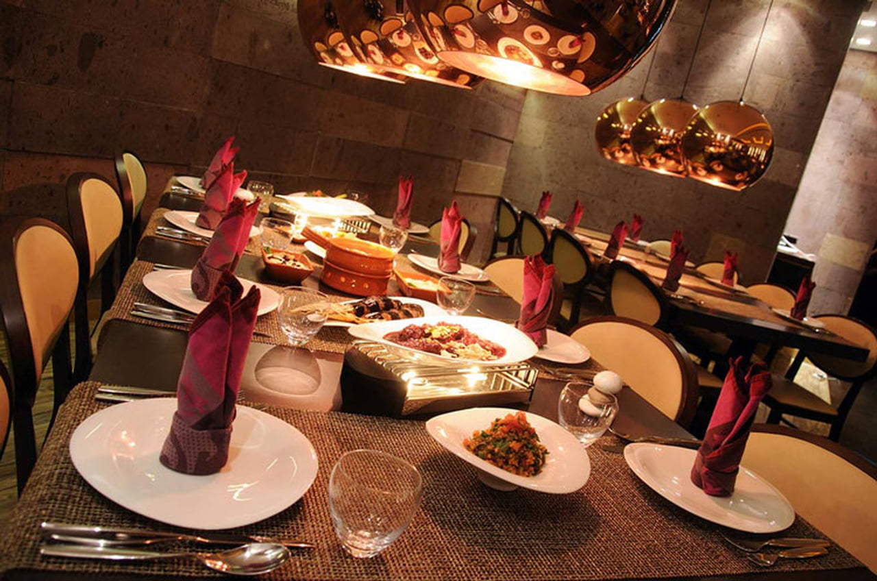مطاعم عوائل جنوب الرياض من المطبخ الأرميني