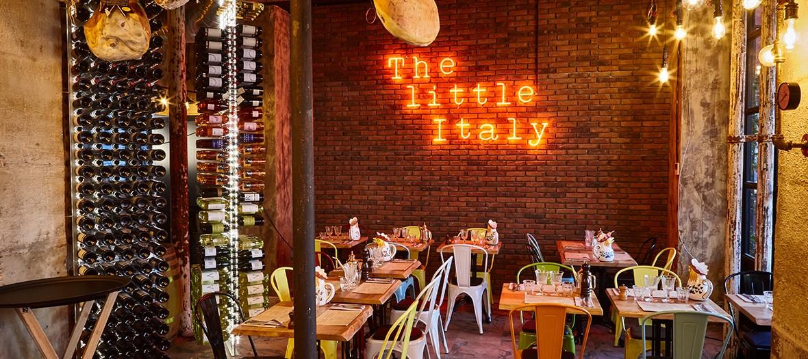 افضل المطاعم الايطالية في الرياض