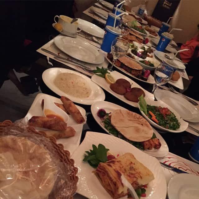 مطعم بوابة قصر الجزيرة