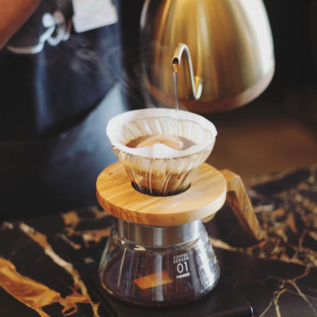 روف كافيه - قهوة مختصة