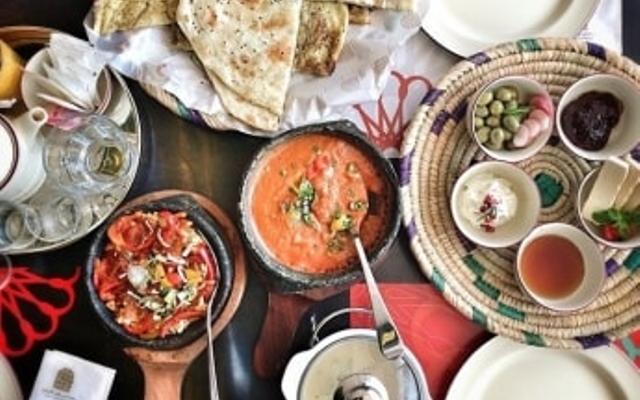 مطاعم باب اليمن