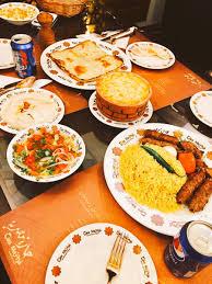 مطعم حارة مصرية