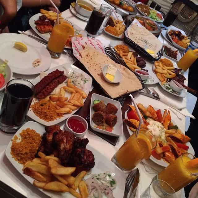 مطعم موندو
