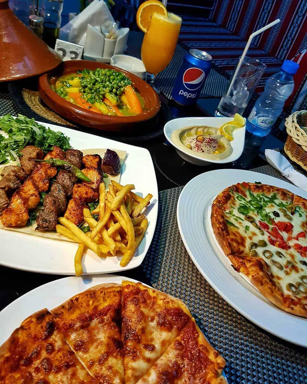 مقهى ومطعم الدروازة