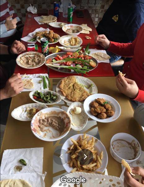 مطعم مصري الرياض