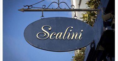 منيو مطعم سكاليني