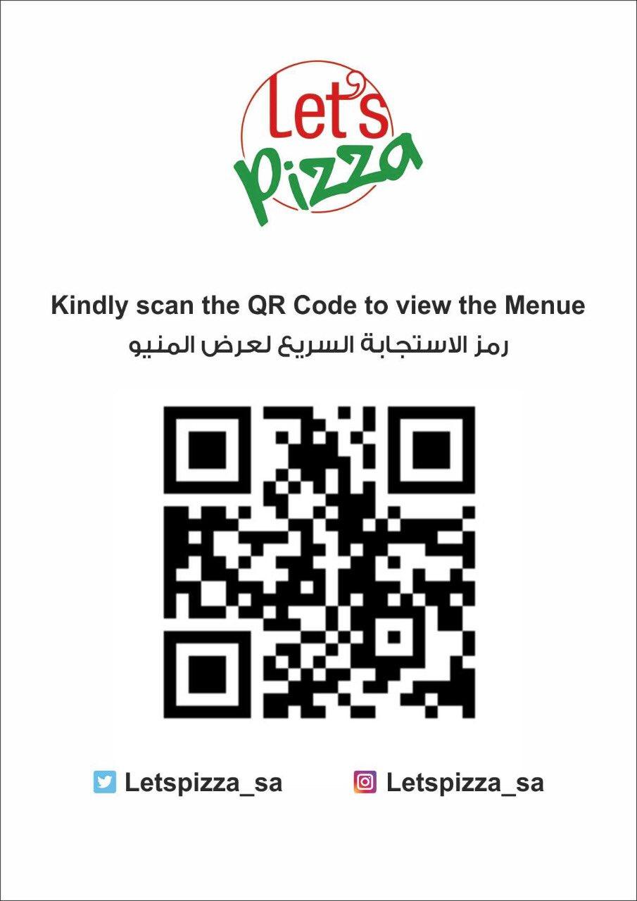 letspizza menu