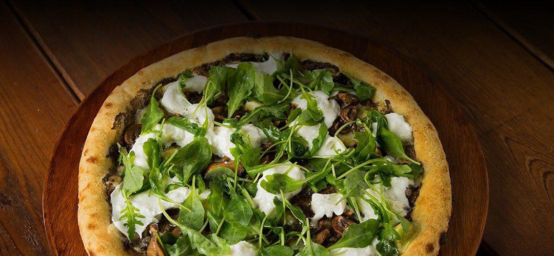 مطعم ليتس بيتزا المروج