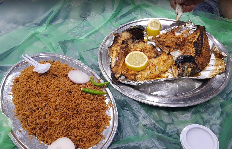 مطعم كوخ السمك الأسعار المنيو الموقع كافيهات و مطاعم الرياض