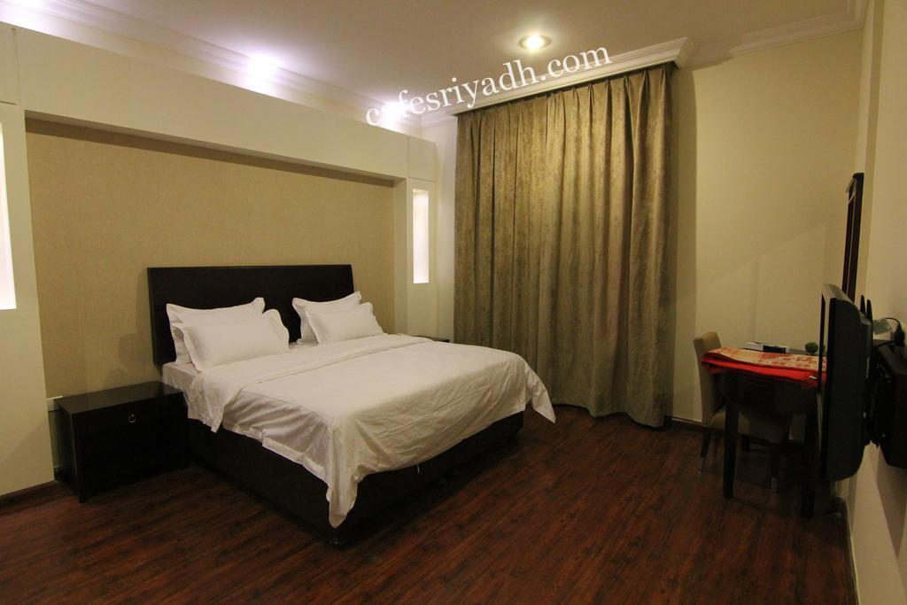 غرف فلورا للأجنحة الفندقية