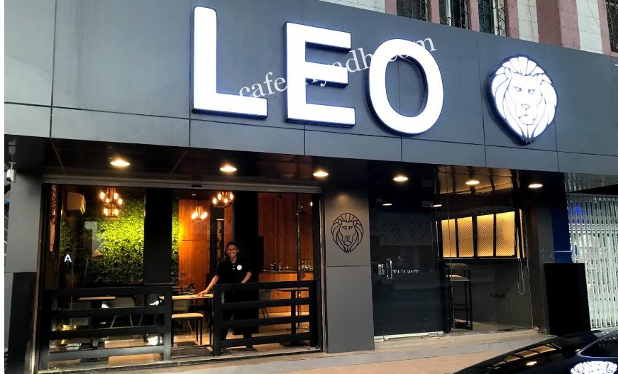 مقهى ليو Leo