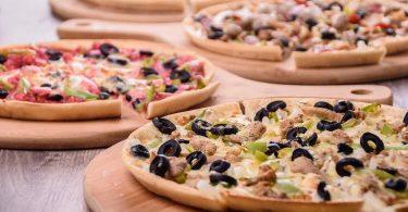 مطعم بيتزا واو الرياض