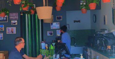 مقهى عيشها Live Cafe بالرياض